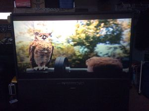 Mitsubishi 65in TV for Sale in Bend, OR