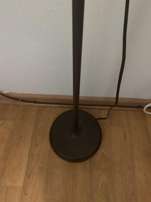 Dark Brown Floor Lamp for Sale in Maryland Heights, MO