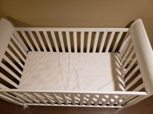 Baby crib almost like new for Sale in Irvine, CA