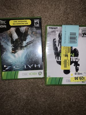Xbox 360 Brand new Sealed Games for Sale in Monroe, WA
