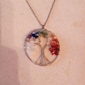 Tree Of Life Necklace for Sale in Stamford, CT