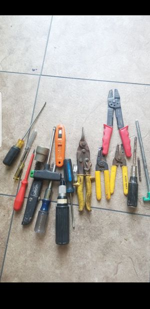 Tools (Offer me) for Sale in City of Industry, CA