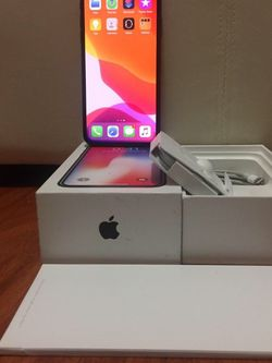 Unlocked iPhone X 64 GB- Space Gray for Sale in Tacoma,  WA