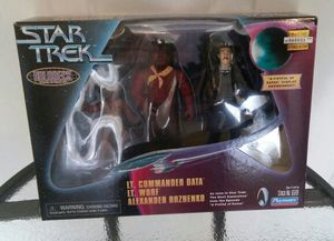 STAR TREK COLLECTABLES for Sale in Indian Trail, NC