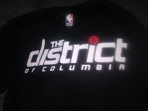Rare Nike NBA Washington wizards warm up shirt rare hard to find for Sale in Oxon Hill, MD