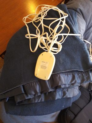 Electric Blanket for Sale in Palmdale, CA