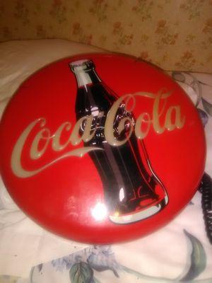 Coke a cola phone for Sale in Glendive, MT