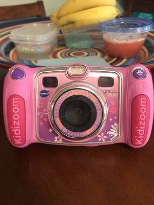 Kids digital camera Kids Zoom Duo for Sale in Lynnwood, WA