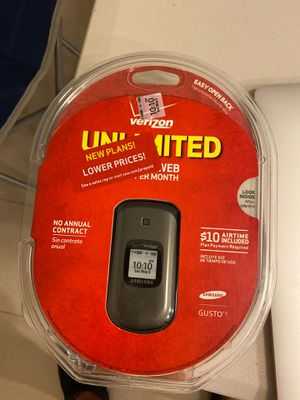 Verizon Prepaid Phone for Sale in Renton, WA