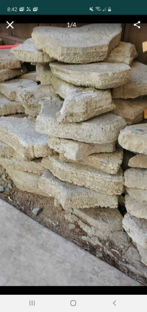 Yard stones for Sale in Modesto, CA