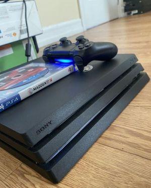 PS4 pro for Sale in Santa Fe, NM