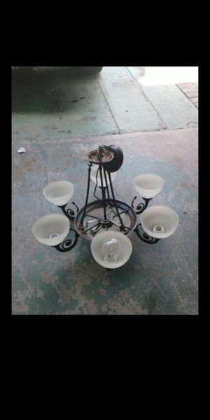 Chandelier lamp for Sale in Lake Worth, FL