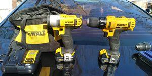 Dewalt impact drill and screw gun for Sale in Nixa, MO