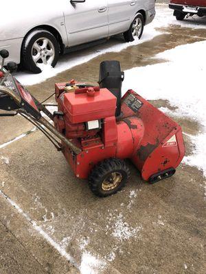 Toro snowblower for Sale in MONTGMRY, IL