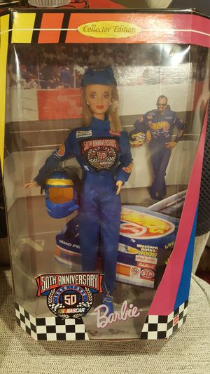 1998 50th Aniversary NASCAR Barbie for Sale in Surprise, AZ