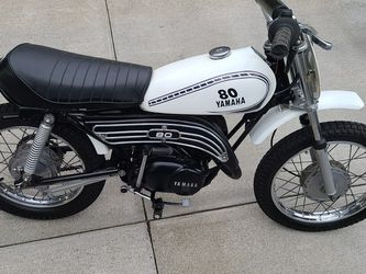 1976 YAMAHA MX80 MX 80 for Sale in Puyallup,  WA