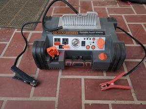 Black & Decker Portable Power Station $150 for Sale in Scottsdale, AZ
