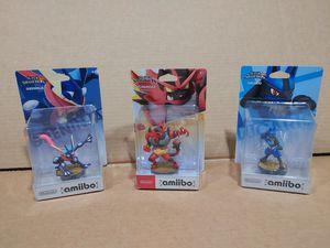 Nintendo Switch Wii U Amiibo for Sale in Chula Vista, CA