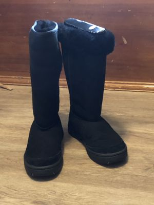 UGG Ultimate Tall Braid women's size 7 boots. NWT for Sale, used for sale  Franklin, TN