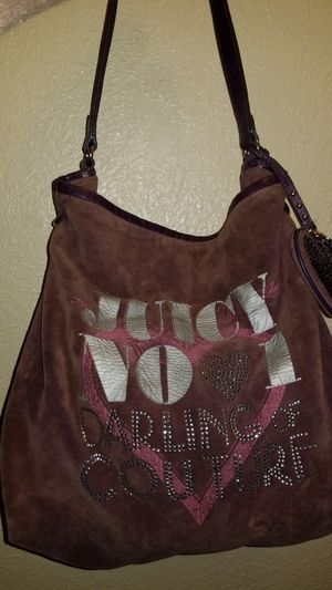 Juicy Couture purse-purple for Sale in Denver, CO