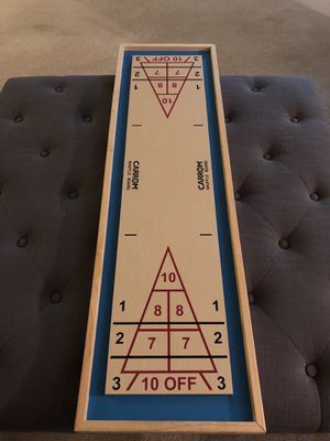 Shuffle Board Game!!! Shuffle on down the board! for Sale in Austin, TX