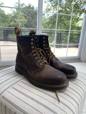 Classic Doc Martins Brown for Sale in Vienna, VA