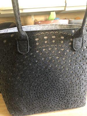 Large felt bag for Sale in Linden, NJ