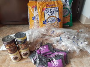 FREE Beans and Cereals for Sale in Vancouver, WA