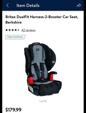 Britax Dual Fit Harness 2 Booster Car Seat Berkshire for Sale in Federal Heights, CO