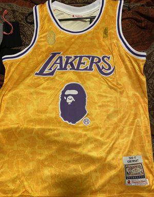 Kobe Bryant BAPE Jersey 06-07 for Sale in Buda, TX