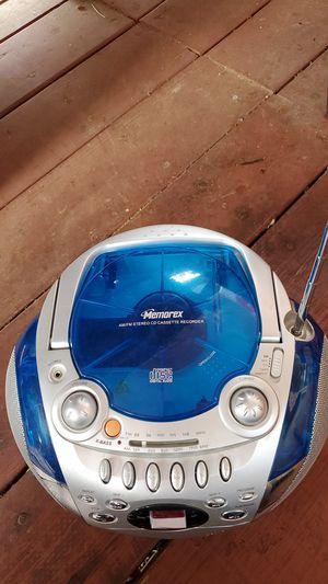 Memorex CD Cassett Radio player $25 for Sale in Tacoma, WA
