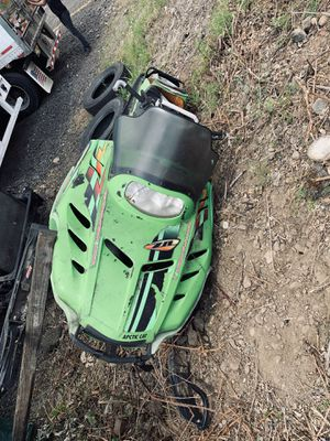 Arctic cat snowmobile for Sale in Portland, OR