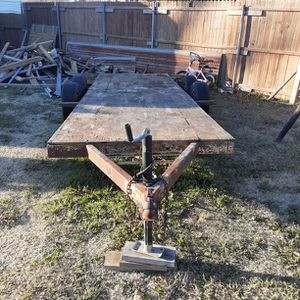 Utility Trailer 5ft X 16ft for Sale in Waxahachie, TX