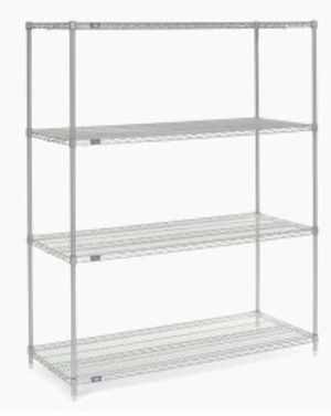 Nexel Wire Shelving (Heavy Duty) for Sale in Irving, TX