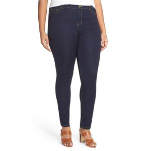 NWT Michael Kors Blue Skinny Stretch Twilight Jeans Sz14 for Sale in Mount Dora, FL
