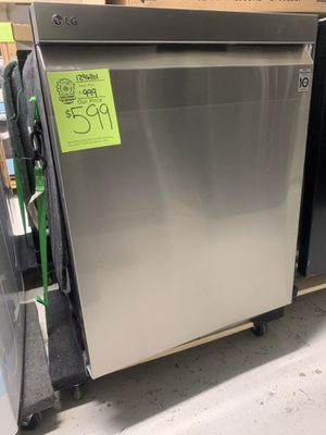 Brand New LG top control Stainless Steel Dishwasher for Sale in Raleigh, NC
