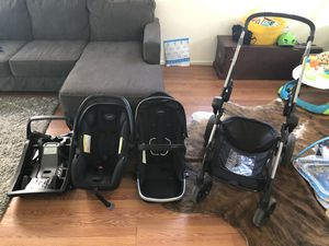 Evenflo pivot xpand travel system for Sale in Los Angeles, CA