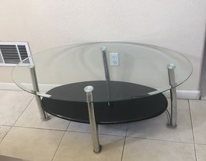 Glass Coffee Table for Sale in Tracy, CA
