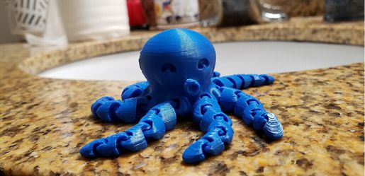 3D printed octopus for Sale in Miami,  FL