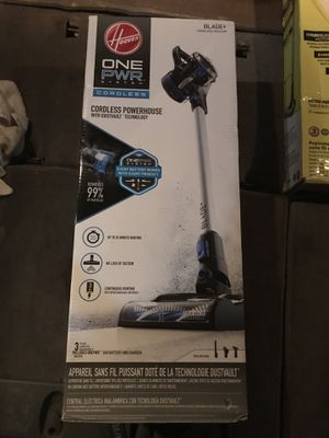 Hoover ONEPWR Blade+ Cordless Stick Vacuum Cleaner, Brand New Unopened for Sale in San Gabriel, CA