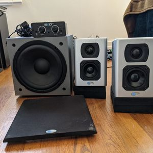 Blue Sky International EXo2 Stereo Monitoring System - Speakers for Sale in Los Angeles, CA