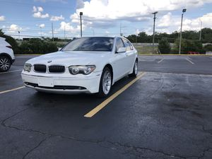 2002 BMW 745Li for Sale in Nashville, TN