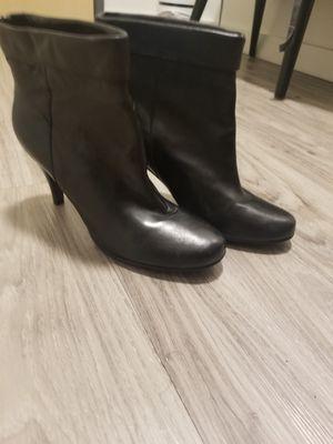 Aldo ankle black boots for Sale in Seattle, WA