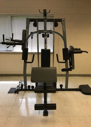 Weider 3550 pro home gym for Sale in Cottage Hills, IL