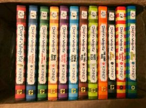 12 Hardcover Diary of a Wimpy Kid Book Set for Sale in Geismar, LA