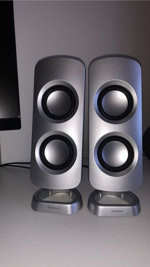 Insignia Computer Speakers w/ Subwoofer for Sale in Washington, DC