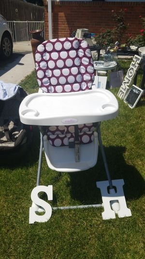 Kid high chair for Sale in Beltsville, MD