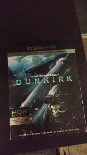 Dunkirk 4K UHD for Sale in Montclair, CA