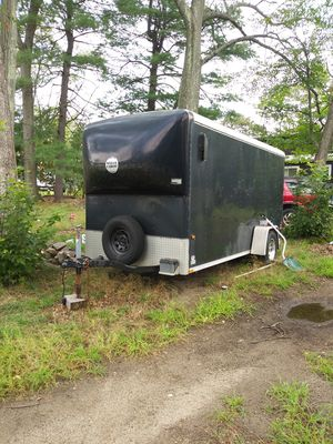 Wells cargo trailer for Sale in Hudson, MA