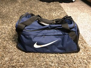 Nike Duffle Bag, Gym Bag with Shoe Compartment for Sale in Portland, OR